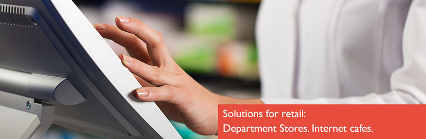 Securepoint IT security solutions for the retail sector