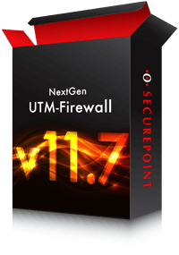 Securepoint UTM-Firewall 11.7