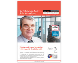 IT security check
