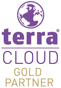 TERRA CLOUD Gold Partner