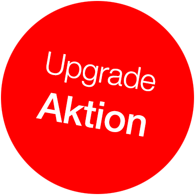 Upgrade Aktion