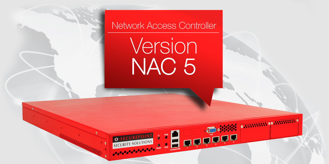 Network Access Controller 5