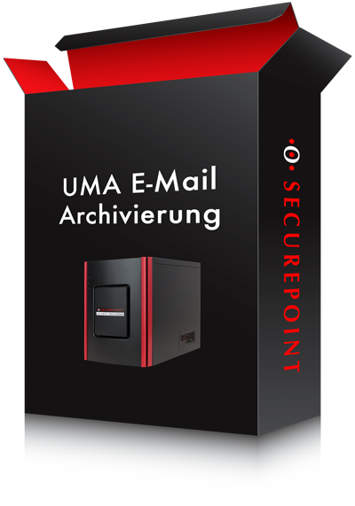 UMA E-Mail-Archivierung