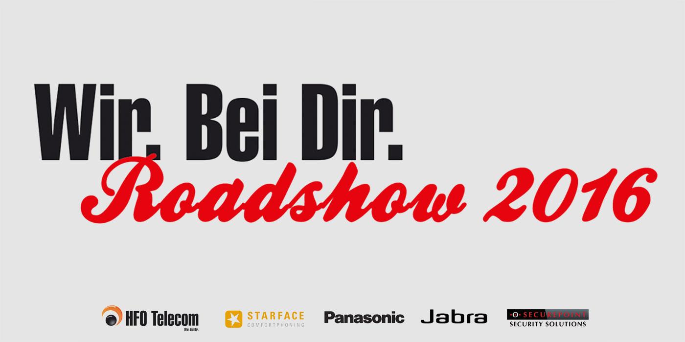 Roadshow 2016