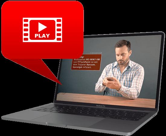 Antivirus Pro Produktvideo