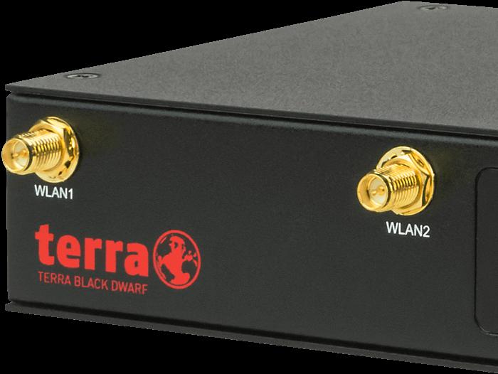TERRA Black Dwarf