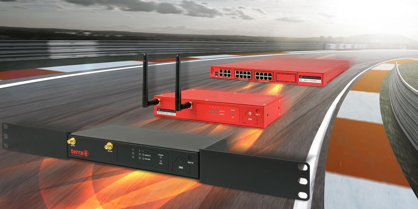 Neue UTM-Firewalls