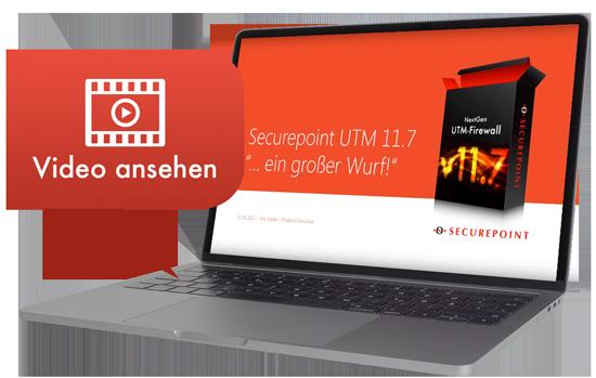 Webinar Neuheiten UTM-Firewall 11.7