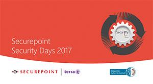 Präsentation Security Days 2017