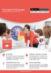 EU DS-GVO Prospekt